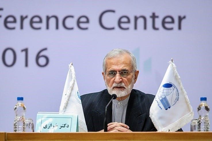 Head of Iran's Strategic Council on Foreign Relations, Kamal Kharazi [Wikipedia]