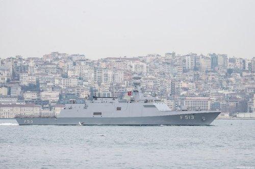 Turkish Naval Forces in Istanbul, Turkey on 2 March 2019 [Onur Çoban/Anadolu Agency]