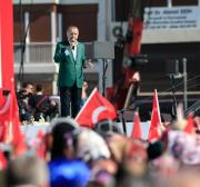 Erdogan's AKP lodges second call for rerun of Istanbul election