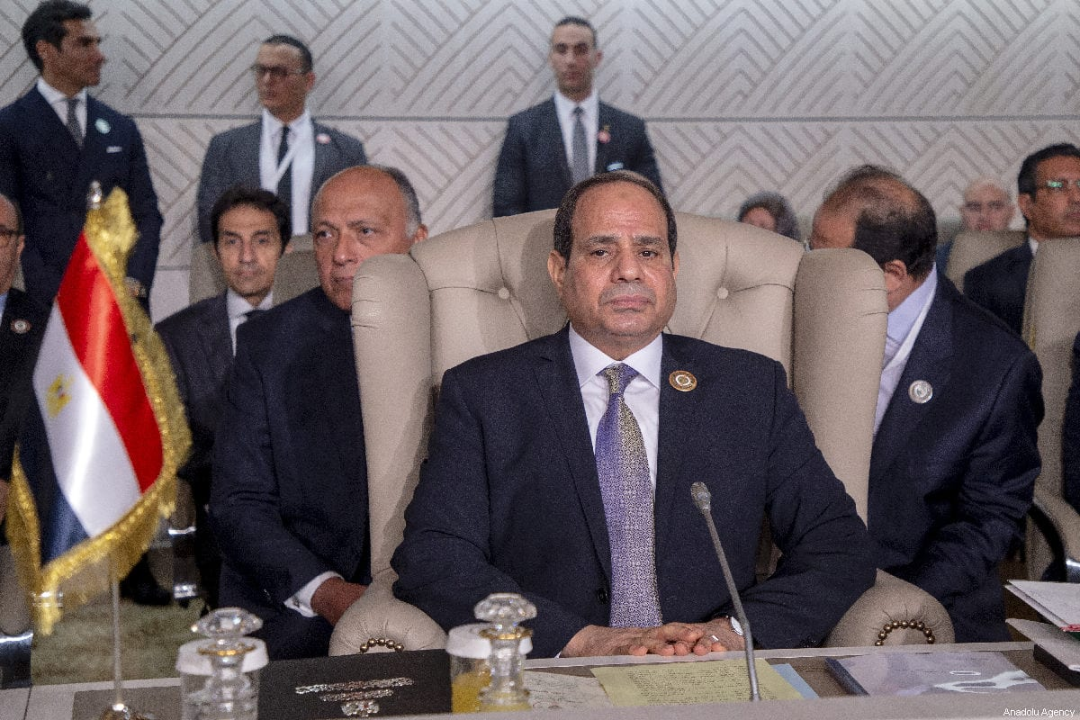 Egypt Sisi S Son Sidelined For Impacting His Father Negatively Middle East Monitor