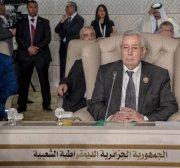 Algeria's interim president dies aged 80