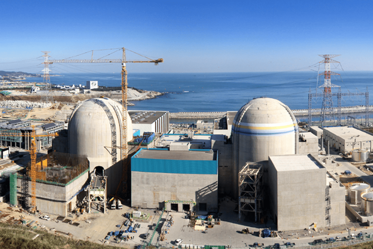 The Barakah nuclear power plant is the United Arab Emirates's first nuclear power station [Wikipedia]