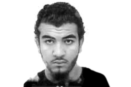 Belgian national Bilal al-Marchohi, 23 [Twitter]
