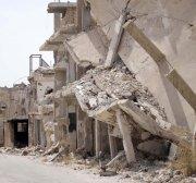 Syria opposition captures Assad regime checkpoints, tank and Jordan border crossing