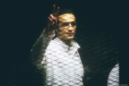 Mahmoud Abu Zeid, also known as Shawkan, was detained in 2013 while taking pictures of security forces dispersing an anti-government sit-in in which hundreds of loyalists of ousted president Mohamed Morsi.