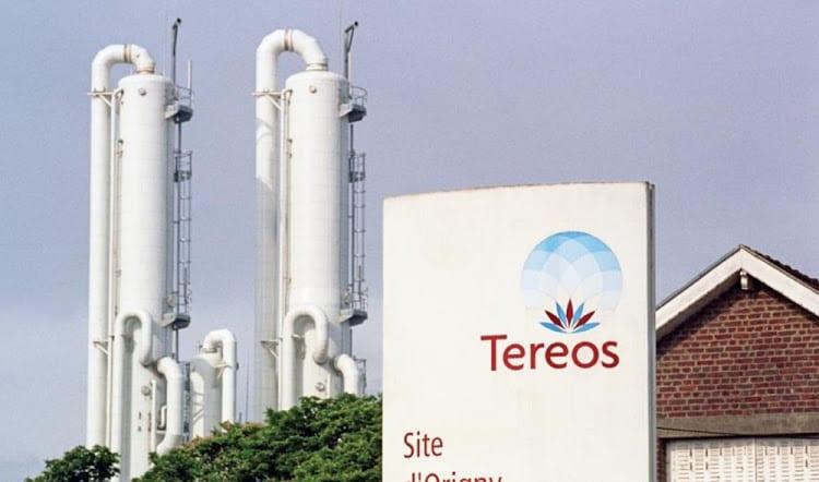 French sugar company Tereos [Wikipedia]