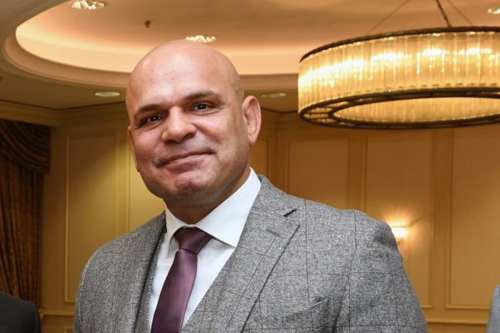 The UAE Ambassador to Berlin, Ali Abdulla Al-Ahmed [UAE Embassy - Berlin/Twitter]