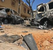Escalating fighting in Libya capital threatens Tunisia