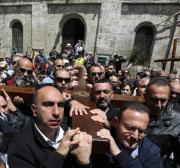Israel hinders Good Friday celebrations in Jerusalem