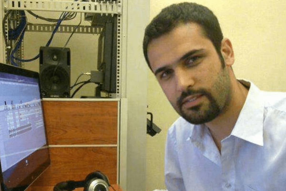 Samir Kassab, Lebanese cameraman for the Dubai-based Sky News Arabia [Twitter]