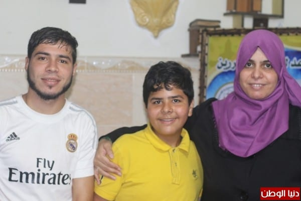 Former Palestinian prisoner Sana'a Mohammed Hussein al-Hafi [Al Watan Voice]