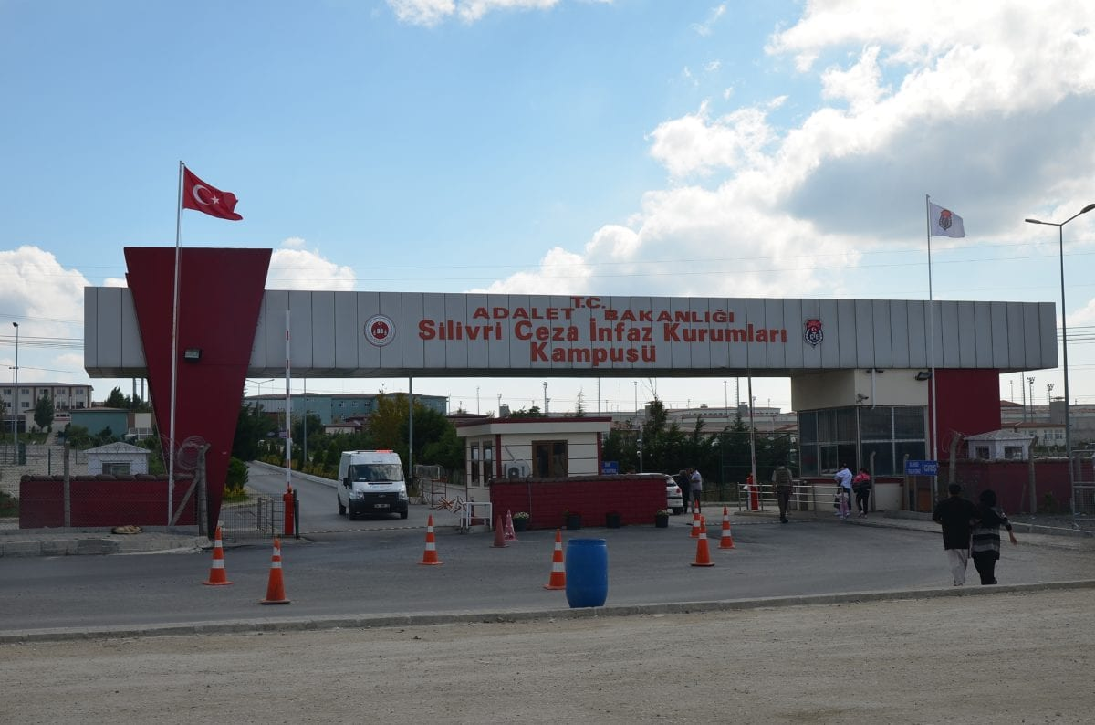 Silivri prison in Istanbul, Turkey [Wikipedia]
