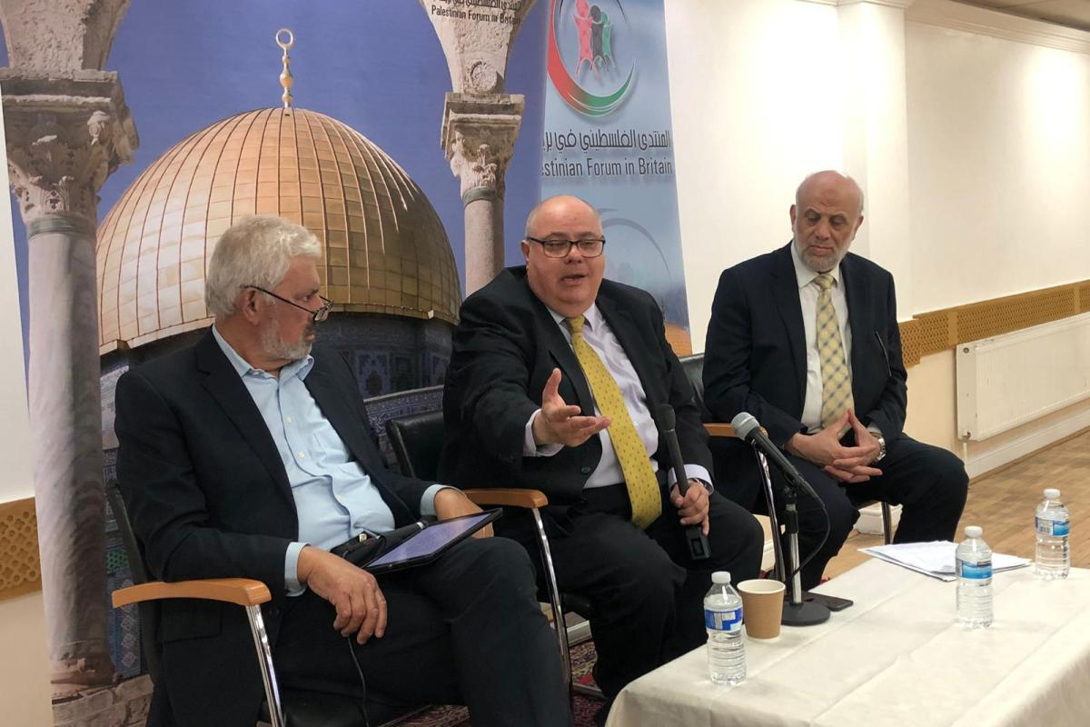 National unity the 'sole choice' for Palestinians to face 'deal of the century'