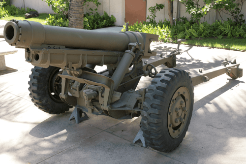 Howitzer canons [Wikipedia]