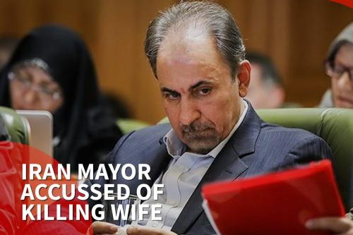 Iran's ex-vice president confesses to killing his wife