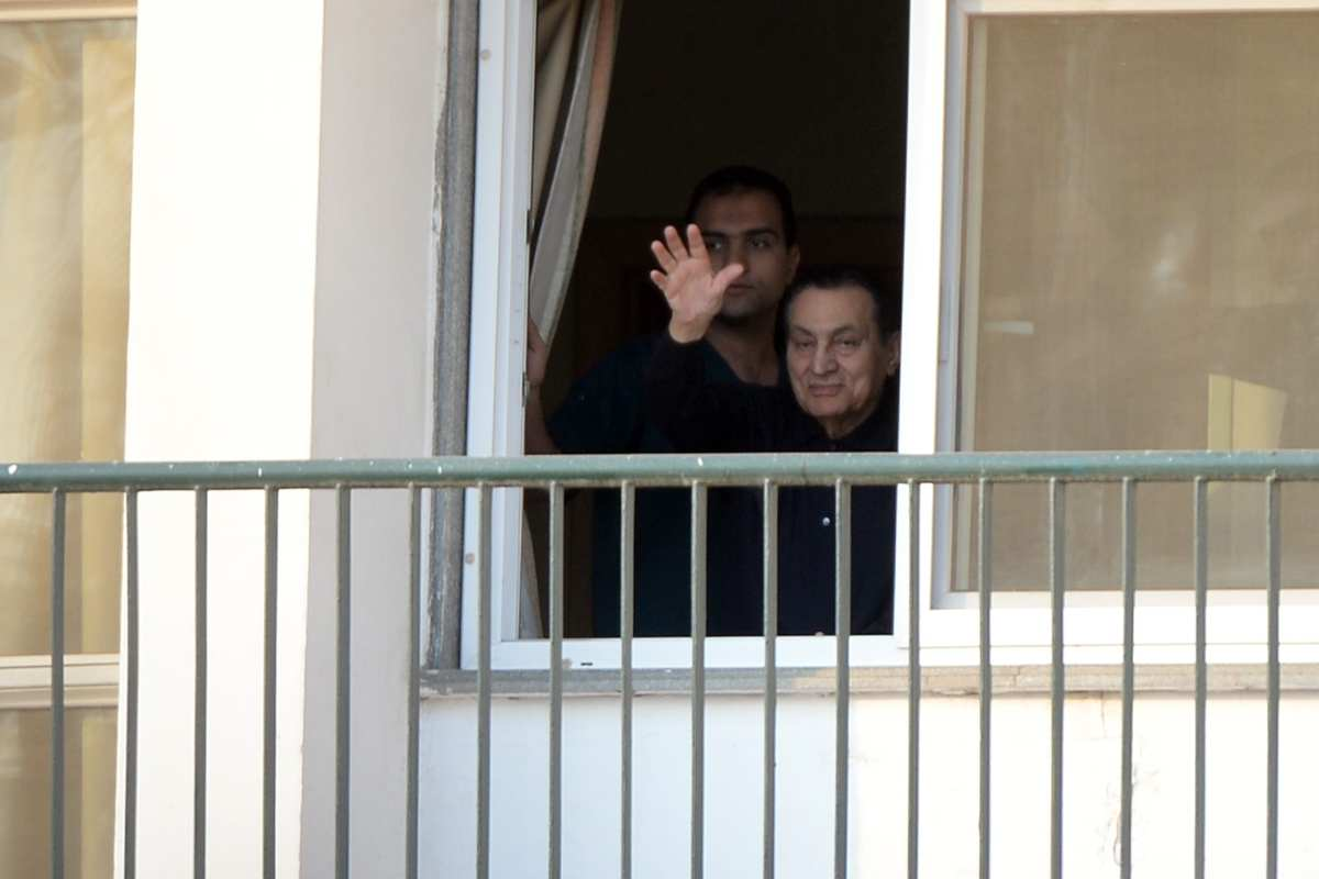 Mubarak: 'The Deal of the Century will lead to explosion in the region'