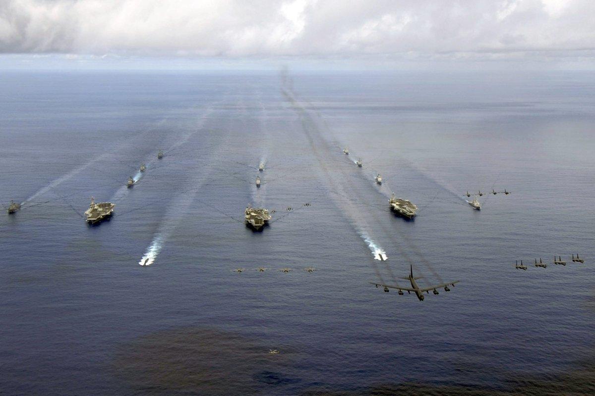 US Navy boats [Hana'lei Shimana/U.S. Navy via Getty Images]