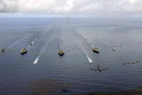 US Navy boats [Hana'lei Shimana/U.S. Navy via Getty Images]