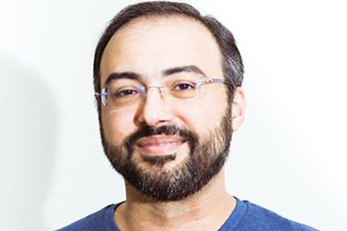 Palestinian anti-Saudi activist Iyad El-Baghdadi