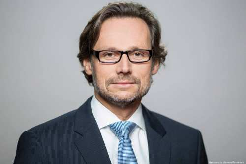 Policy director of Germany's Foreign Ministry, Jens Plotner