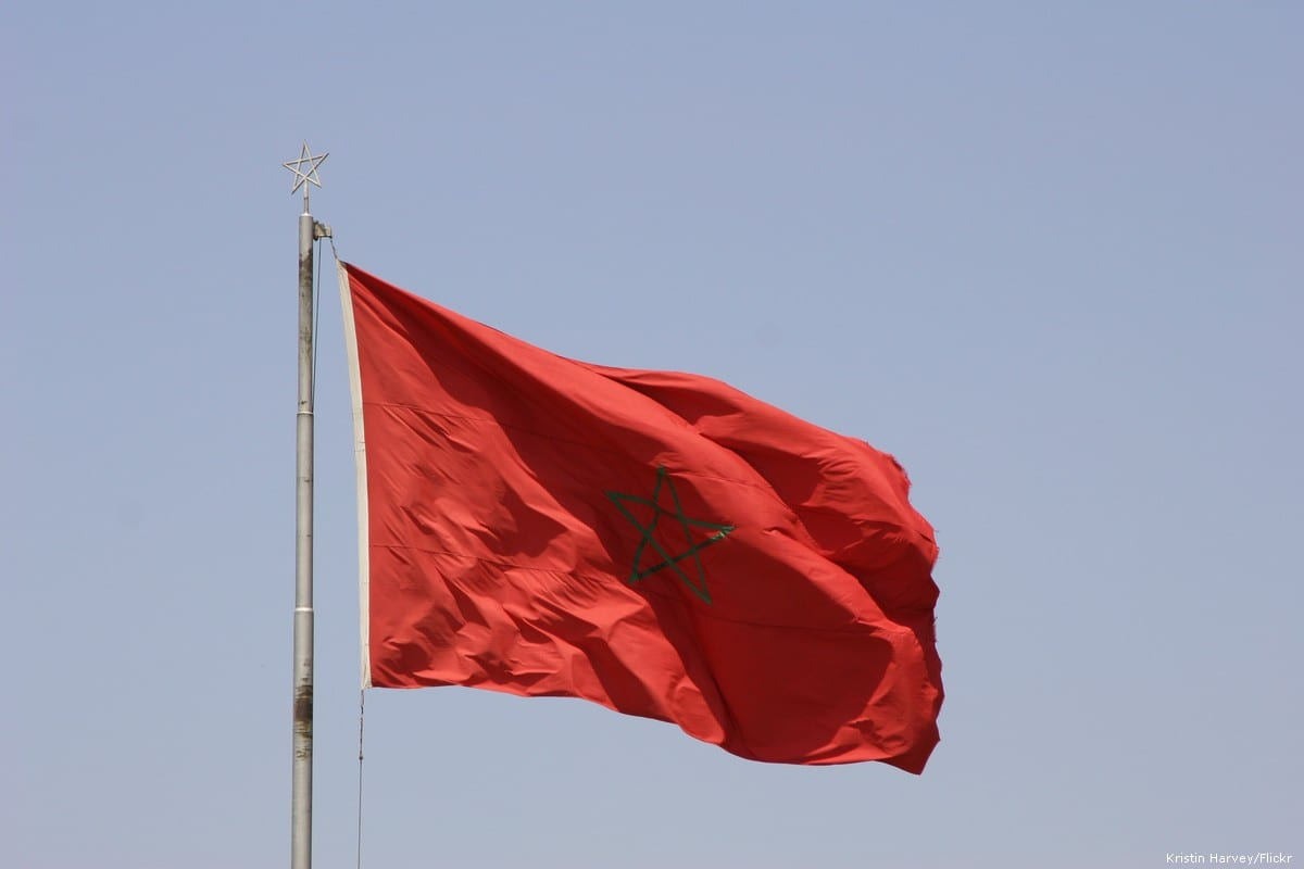 Flag of Morocco [Kristin Harvey/Flickr]