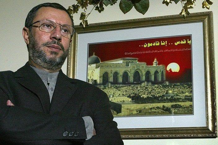 Former Palestinian presidential candidate Abdul Halim Al-Ashqar [Twitter]