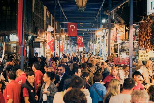 Egyptian market in Istanbul, Turkey [bhattacherjee/Flickr]