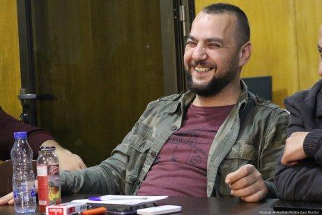 Committee member, Ahmed