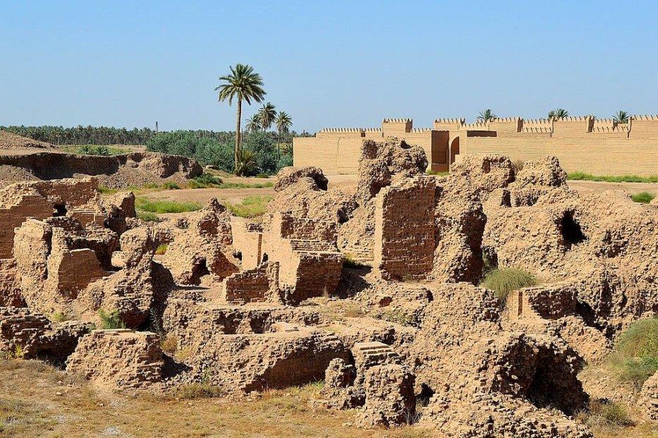 Ancient Iraqi city of Babylon designated UNESCO World Heritage ...