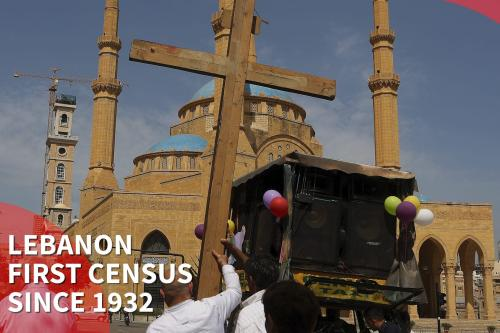 Thumbnail - Lebanon holds its first census since 1932