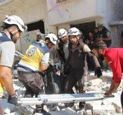 Regime, Russian airstrikes kill 6 in Idlib, Syria
