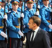 France's Macron to speak to Rouhani, Putin and Trump to ease Iran tension