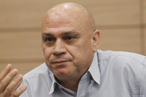Meretz Knesset member Esawi Freige [zofawebsite/Twitter]