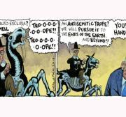Cartoonist slams Guardian's refusal to publish Netanyahu cartoon