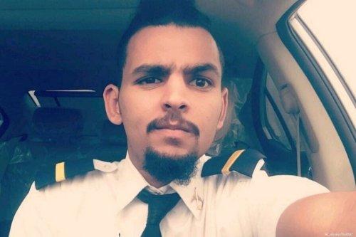Saudi student pilot Abdullah Al-Shari has been missing since May 2019
