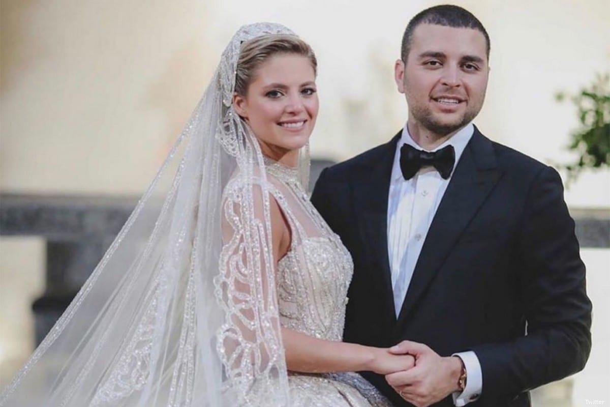 Elie Saab Wedding Dresses.Elie Saab Jr S Wedding Draws Envy On Social Media Middle East Monitor