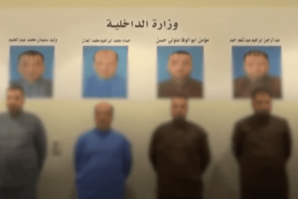 Kuwait authorities have arrested eight people it accuses of belonging to the Muslim Brotherhood and extradited them to Egypt [Youtube]