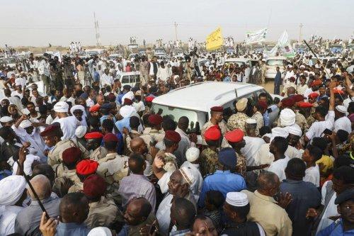Protest in Khartoum [File photo]