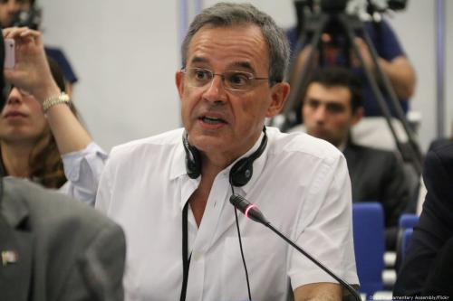 Thierry Mariani is a French politician and Member of the European Parliament