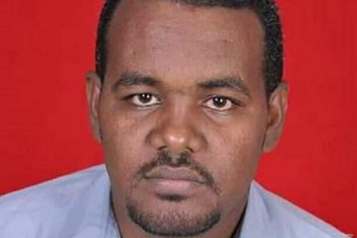 Sudanese teacher Ahmed Al-Kheir died in detention in February 2019