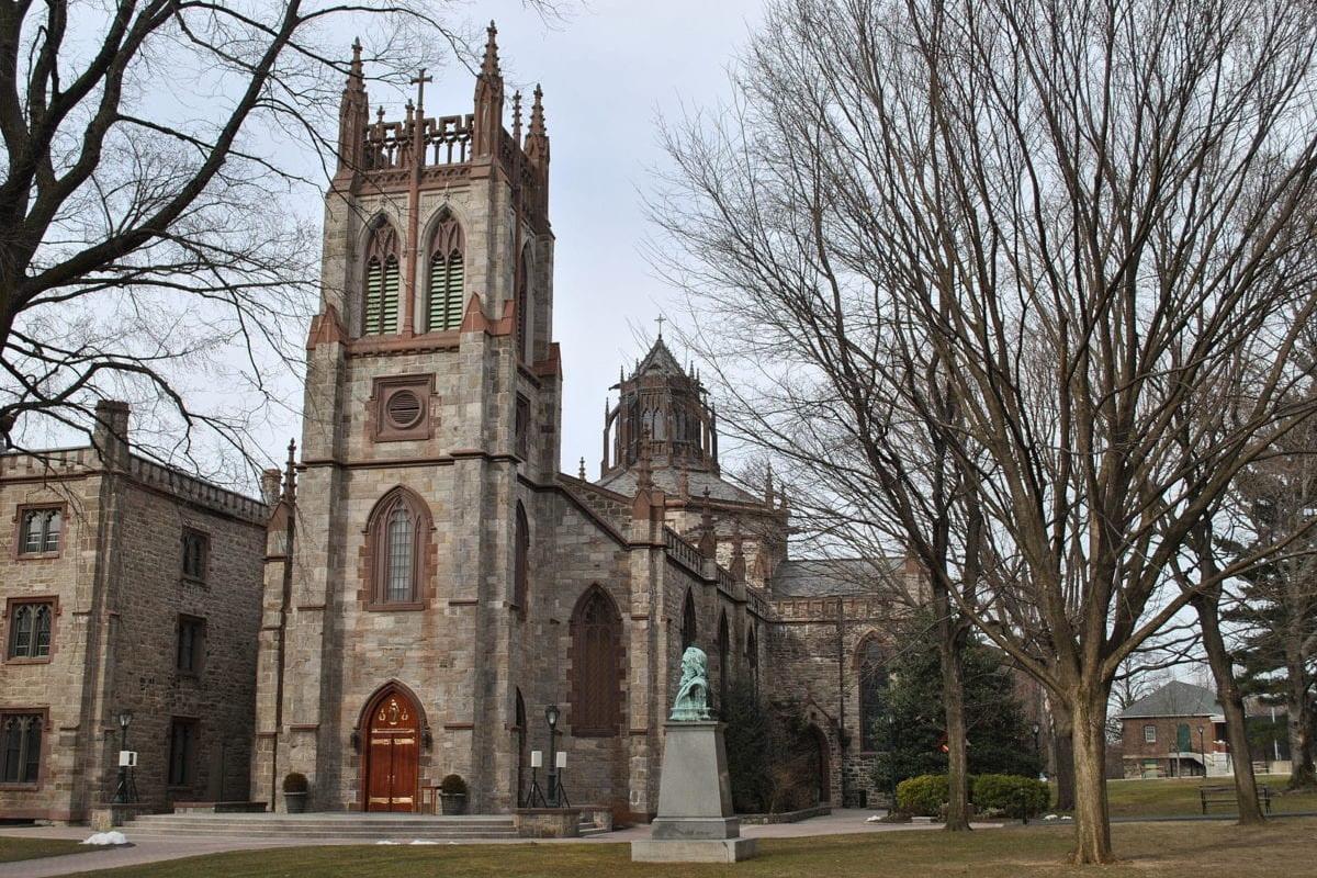 Fordham University [Wikipedia]