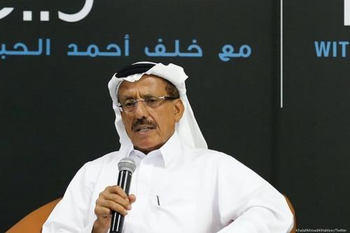 United Arab Emirates (UAE) billionaire, Khalaf Ahmad Al-Habtoor