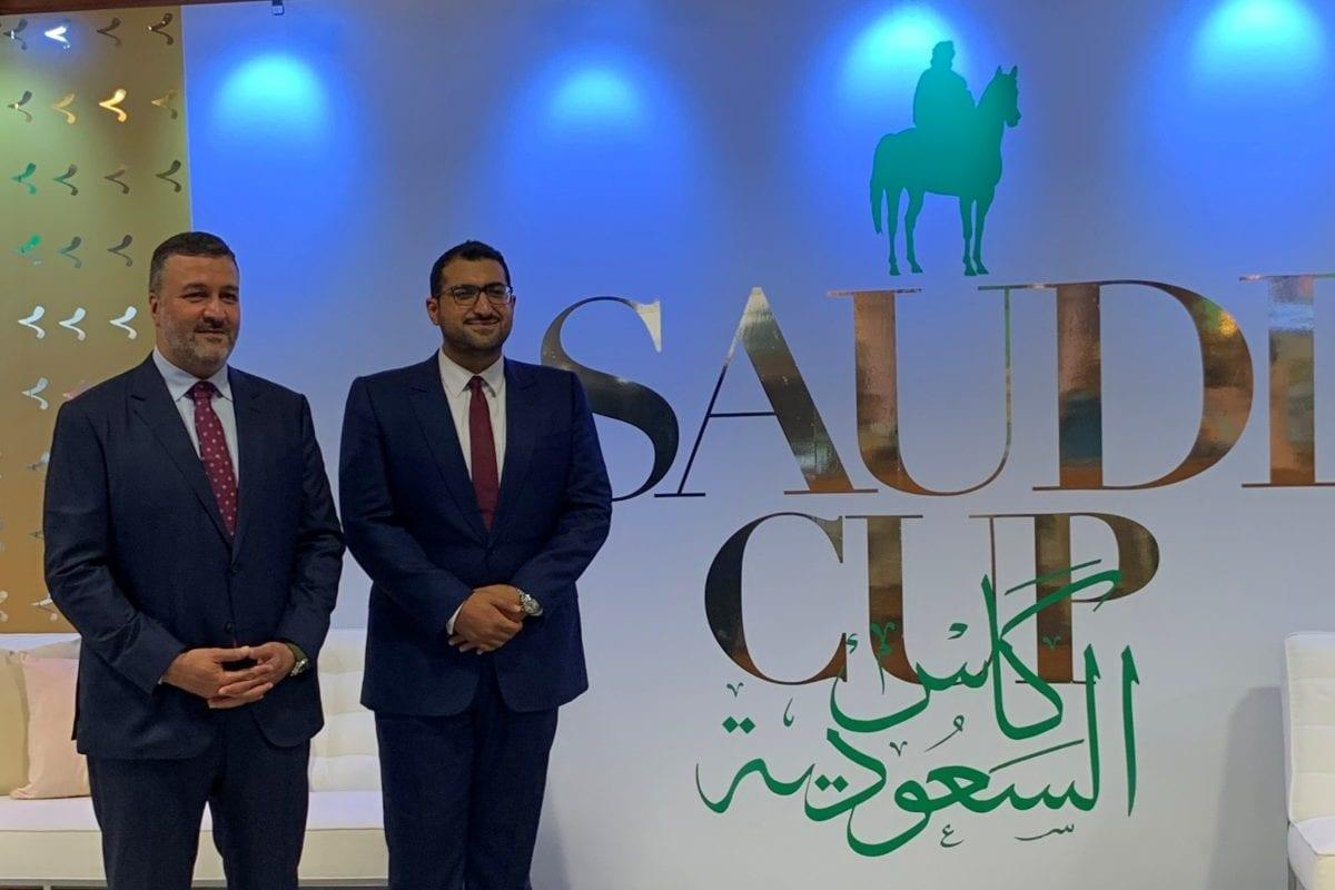 The Saudi Cup [Twitter]