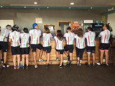 People participate in Cycling4Gaza -an event that aims to raise awareness and money for Palestinians in need to aid [Cycling4Gaza]