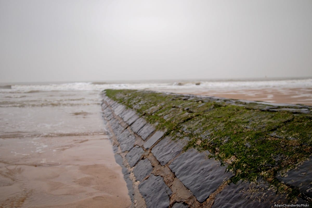 Coast side in Ostend, Belgium [AdamChandler86/Flickr]