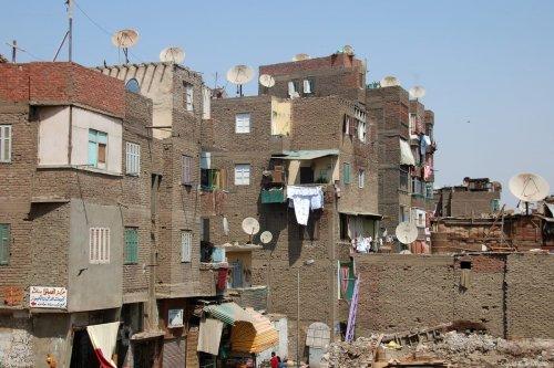 Poor living arrangements in Cairo, Egypt [David Evers/Flickr]