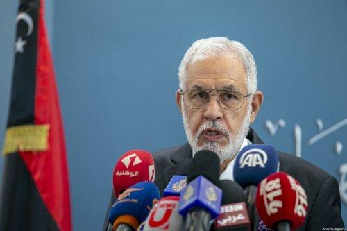 Libyan Foreign Minister Mohamed Taher Siala on 22 August, 2019 [Yassine Gaidi/Anadolu Agency]