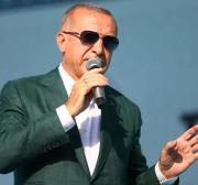 Turkey is prepared for possible Syria border operation, Erdogan says