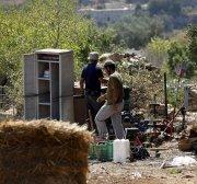 Israel occupation authorities to seize dozens of dunums of Palestinian land near Qalqilya