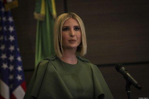 Daughter of US President Donald Trump and his adviser, Ivanka Trump on 3 September 2019 [Juancho Torres/Anadolu Agency]